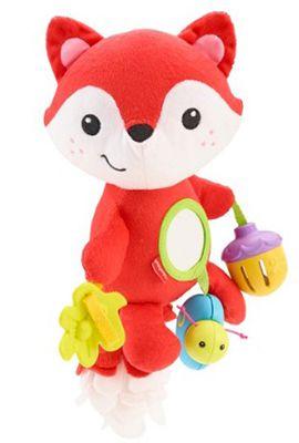Mattel Kleiner Spielfuchs Stoffspielzeug ab 7,19€ (statt 17€)