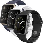 Apple Watch Sport 42mm mit Sportarmband refurb. für 259,20€ (statt 397€)