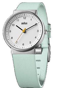 Braun BN0031WHTQL Klassik Armbanduhr für 79€ (statt 99€)