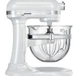 KitchenAid Artisan (5KSM6521XE) mit 6L Glasschüssel für 444€ (statt 700€)