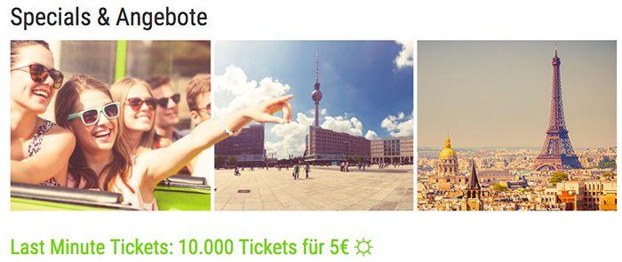 Bildschirmfoto 2016 07 07 um 12.26.43 Nur 10.000 Stück: Flixbus Tickets für 5€ durch ganz Deutschland