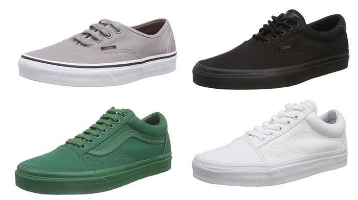 Vans Sneaker für Damen und Herren je Paar ab 27,99€ (statt 43€)