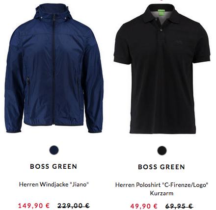 Bildschirmfoto 2016 07 26 um 10.55.20 Hugo Boss Sommer Sale mit bis zu 69% Rabatt auf Anzüge und mehr + 5€ Gutschein