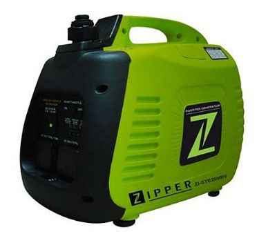 Zipper ZI STE1000IV Stromerzeuger für 244,95€ (statt 316€)