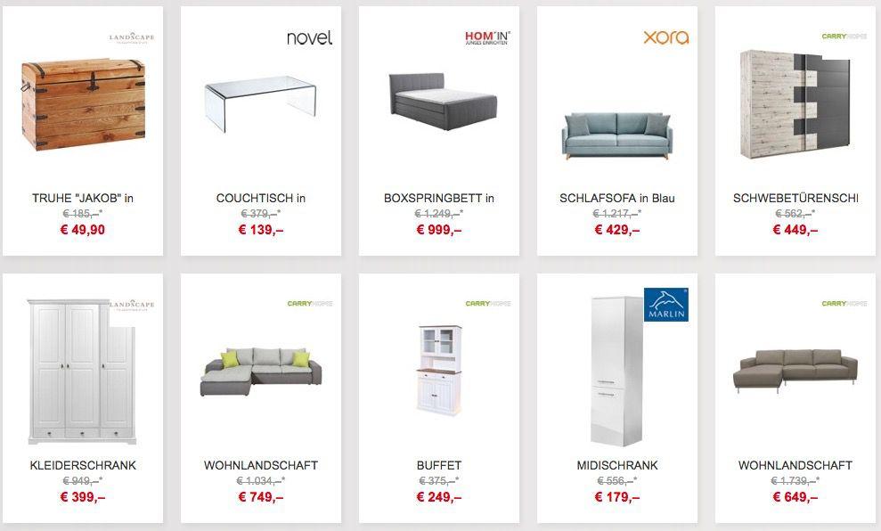 Bildschirmfoto 2016 09 04 um 17.54.46 XXXL Shop   Möbel Sale bis  50% Rabatt