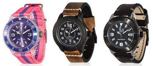 Ice Watch Uhren mit bis zu  60% Rabatt bei vente privee