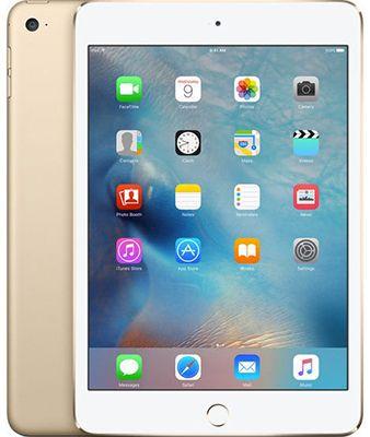 Apple iPad mini 4 16GB WiFi in Gold für 328,50€ (statt 367€)