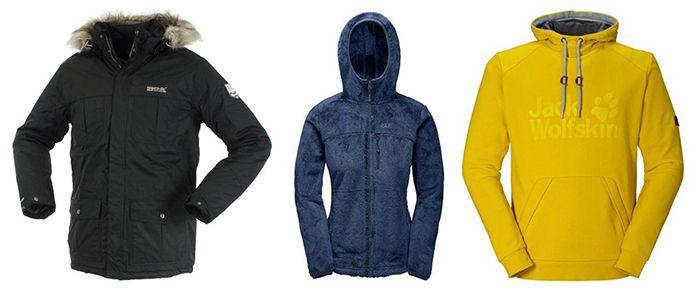 McTrek Angebote auf eBay + VSK frei   z.B. Jack Wolfskin Rollstone Pullover für 40€ (statt 64€)