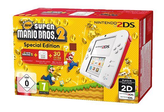 Bildschirmfoto 2016 11 24 um 11.22.24 Nintendo 2DS + New Super Mario Bros. 2 für 75€ (statt 100€)