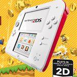 Nintendo 2DS + New Super Mario Bros. 2 für 75€ (statt 100€)