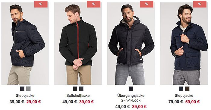 C&A VIP Sale mit Rabatten bis zu 50% + VSK frei   günstige Fashion für die ganze Familie