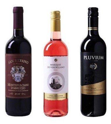 Wein Ausverkauf mit bis zu 60% Rabatt   Weine schon ab 1,99€ pro Flasche (6 Flaschen MBW)