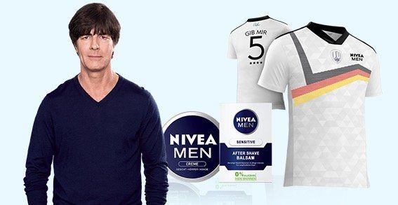 Gratis Jogi Trikot beim Kauf von mind. 12€ Nivea Men Produkten