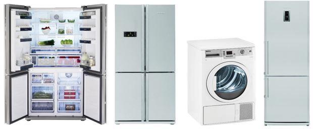 Blomberg Sale Blomberg Haushaltsgeräte bis zu  55% reduziert   z.B. Blomberg Side by Side Kühlkombi statt 1.337€ für 1.099€