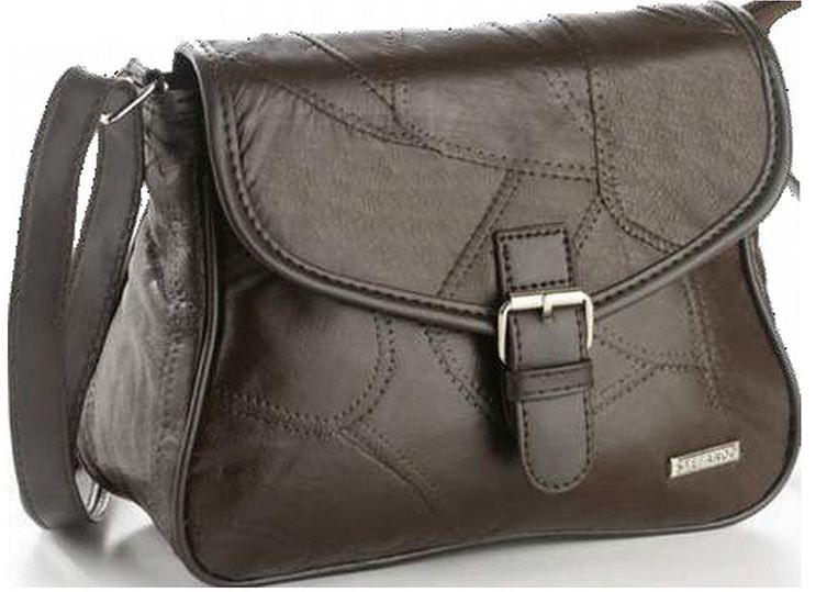 Carla Faustini Damen Leder Handtasche für nur 6,99€!