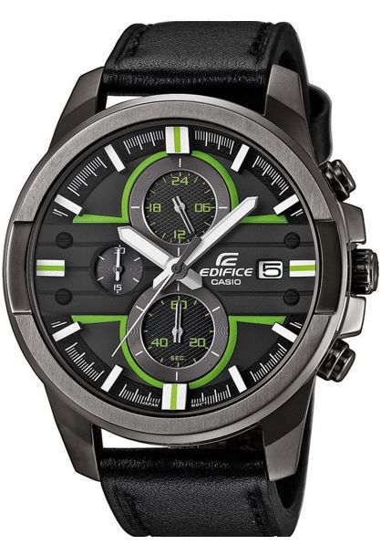 Casio Herrenuhr EFR 543BL 1AVUEF Casio Edifice EFR 543BL 1AVUEF Herren Chronograph ab 76,46€