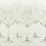 6er Set Moët & Chandon Champagner Gläser für 59€ (statt 75€)