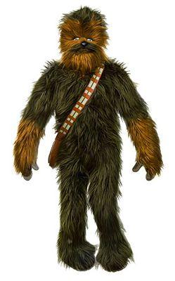 Chewbacca 95cm große Chewbacca Plüschfigur für 42,92€ (statt 90€)