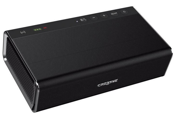 Creative Sound Blaster Roar   tragbarer Bluetooth Lautsprecher mit NFC B Ware für 79,99€ (statt 106€)
