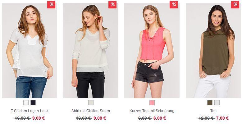 CundA Damen Sale C&A VIP Sale mit Rabatten bis zu 50% + VSK frei   günstige Fashion für die ganze Familie