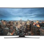 Samsung UE55JU6550 – 55Zoll UHD curved Smart TV mit triple Tuner (DVB-T2) für 999€