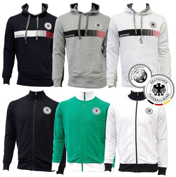 DFB Hoody DFB Herren Hoodies und Zipper statt 49,95€ für je 24,95€