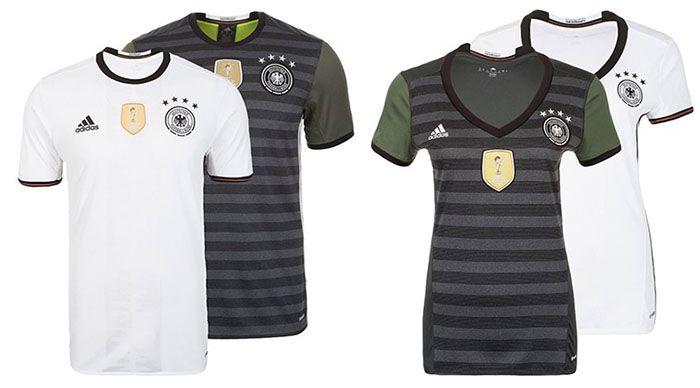 DFB Trikot adidas DFB Trikot Home/Away EM 2016 ab 33,96€