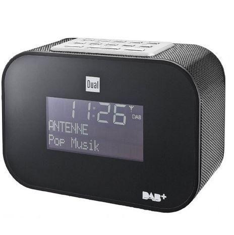 Dual DAB CR 26 DAB+ digitales Uhrenradio statt 53€ für 39,99€