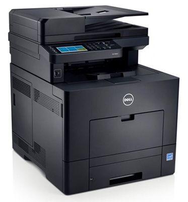 Dell C2665dnf Farblaser Multifunktionsgerät + 4 XL Toner für 198€ (statt 285€)