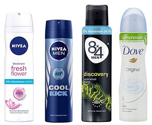 30% Rabatt auf die neue Auswahl an Deodorants bei Amazon Pantry