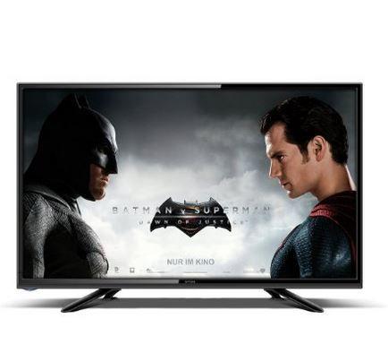Dyon Live 22   21,5 Zoll FullHD TV mit DVB T2 für 69€ (statt 100€)