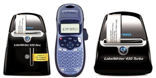 Dymo Aktion Bis  30% auf ausgewählte Dymo Etikettendrucker + bis zu 50% Cashback