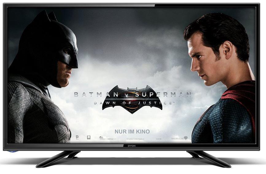 Dyon Live 22   21,5 Zoll FullHD TV mit triple Tuner + DVB T2 für 99,99€