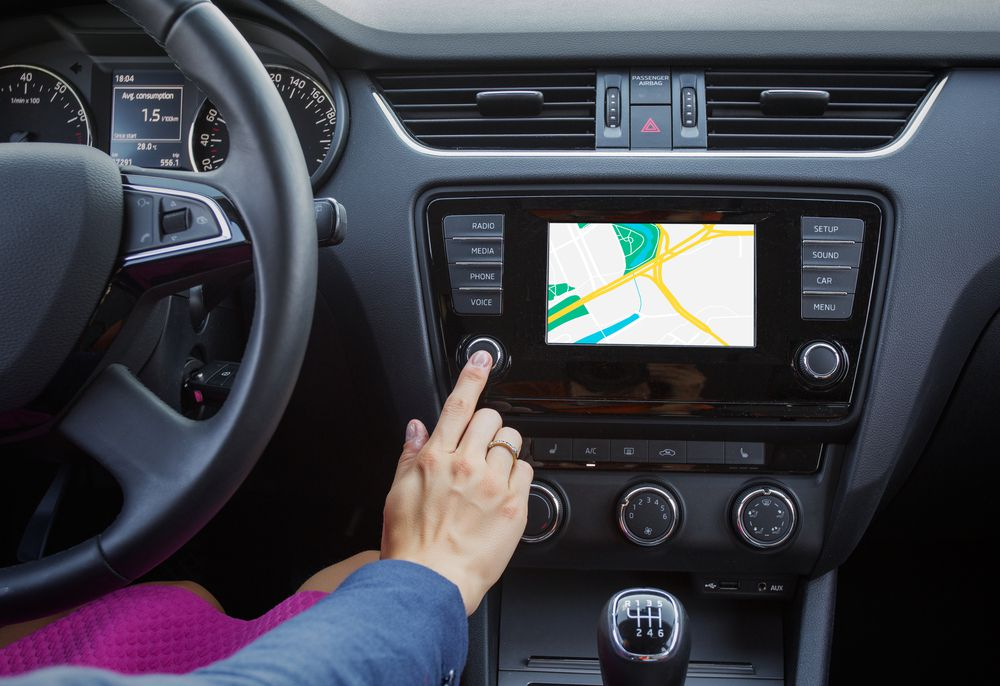 Einbau Navi Navigationsgeräte kaufen – Der große Schnäppchen Guide