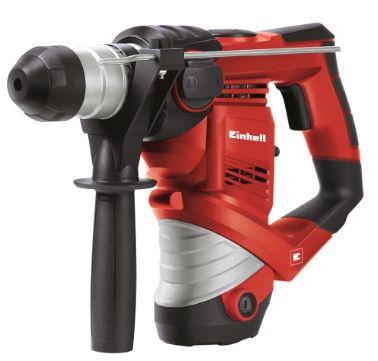 Einhell TC RH 900 Einhell TC RH 900 Bohrhammer + 12 teiliges Bohrer /Meißelset für 59,99€ (statt 70€)