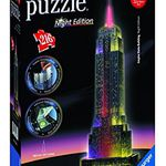 Ravensburger Empire State Building bei Nacht Night Edition 3D ab 14,98€ (statt 21€)