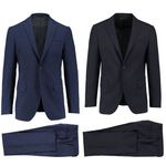 engelhorn Selection – Herren Anzug in Schwarz, Grau oder Blau für nur 139,90€