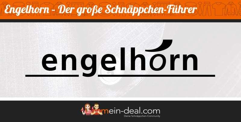 Engelhorn Logo Der große engelhorn Schnäppchenführer