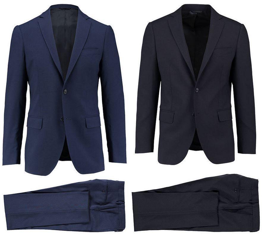 Engelhorn Selection Anzug Modern Fit engelhorn Selection   Herren Anzug in Schwarz für nur 129,90€