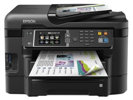 Epson WorkForce WF 3640DTWF 4 in 1 Multifunktionsdrucker für nur 119,90€