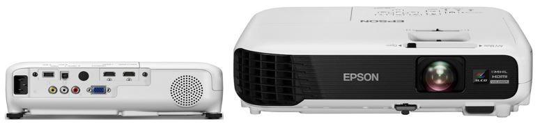 Epson EB U04 Epson EB U04   Heimkino 3LCD Projektor FullHD für 509€