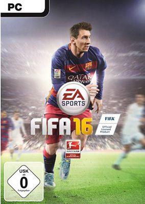 Fifa 16 (Origin Code für PC) für 19,99€ (statt 31€)