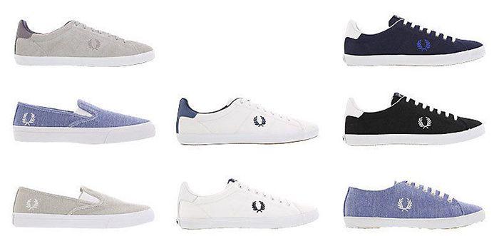 Fred Perry Damen Sneaker für je 34,90€ (statt 50€)