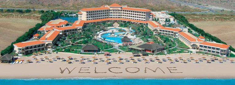 Fujairah Rotana Resort tease 7 Tage Fujairah im 4,5* Hotel inkl. Frühstück, Flug, Rail & fly und Transfer & mehr ab 399€ p.P.