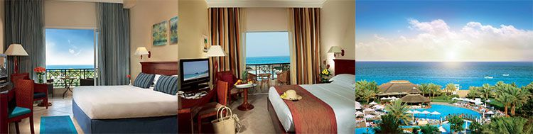 Fujairah Rotana Resort 7 Tage Fujairah im 4,5* Hotel inkl. Frühstück, Flug, Rail & fly und Transfer & mehr ab 399€ p.P.