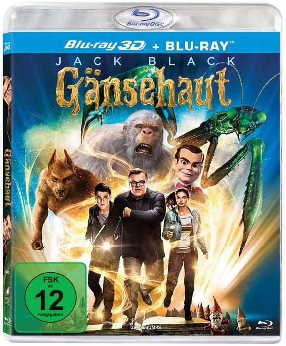 Gänsehaut der Film   heute ab 9,97€