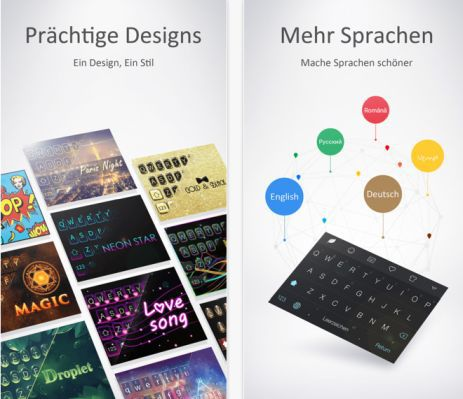 GO Keyboard Pro (iOS) gratis statt 3,99€
