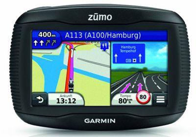 Garmin Zumo 340LM CE Motorrad Navi für 134,10€(statt 250€)