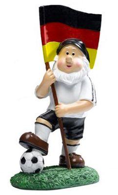 Fußball Gartenzwerge 30cm für je 19,99€
