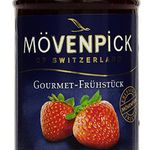 8er Pack Mövenpick Gourmet-Frühstück Erdbeer (8 x 250 g) ab 10,75€ (statt 18€)